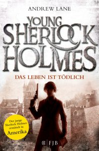 Cover Young Sherlock Holmes 2